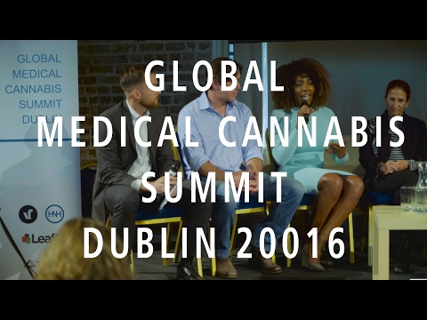 Business Growing Up Fast An Ever Evolving Industry - Global Medical Cannabis Summit Dublin 2016