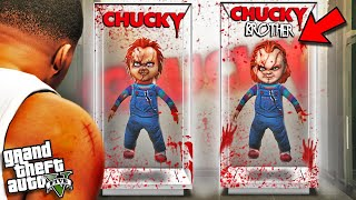 CHUCKY The KILLER DOLL Has A BROTHER In GTA 5 (Scary)