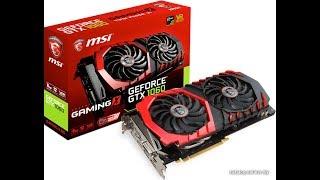 Майнинг MSI GeForce GTX 1060 Gaming X 6GB. обзор на 11.07.2017