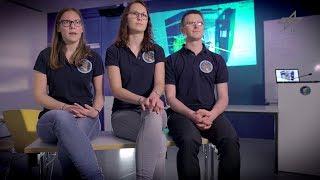 Überflieger-Studierendenexperimente auf der ISS (Papell & Arise)