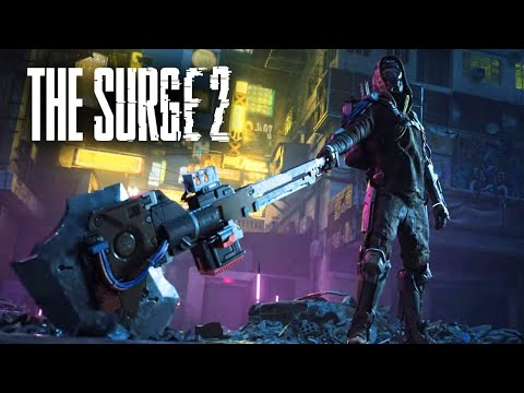 The Surge 2 | GamePlay | 10 mins Look of Game | 1080P Gameplay |