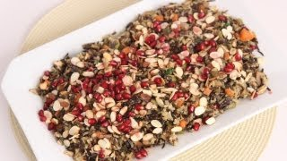 Wild Rice Pilaf Recipe - Laura Vitale - Laura In The Kitchen Episode 499