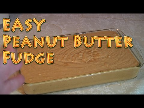 Download Youtube: Super EASY Peanut Butter Fudge DELICIOUS