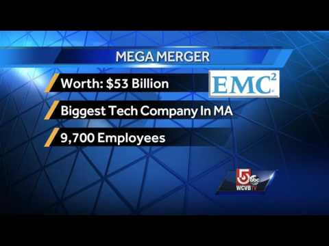 Mega EMC-Dell merger expected today