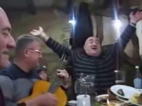 Негры танцуют по грузинскй