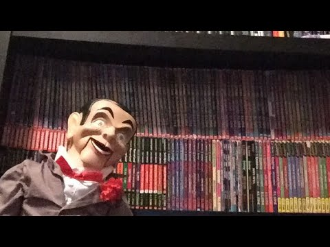 My BIG Goosebumps Collection