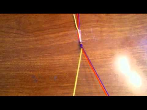 How To Make A Chinese Staircase Bracelet Youtube
