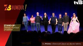 7/8 Humour. Plateau Stand-Up de février, 2ème édition