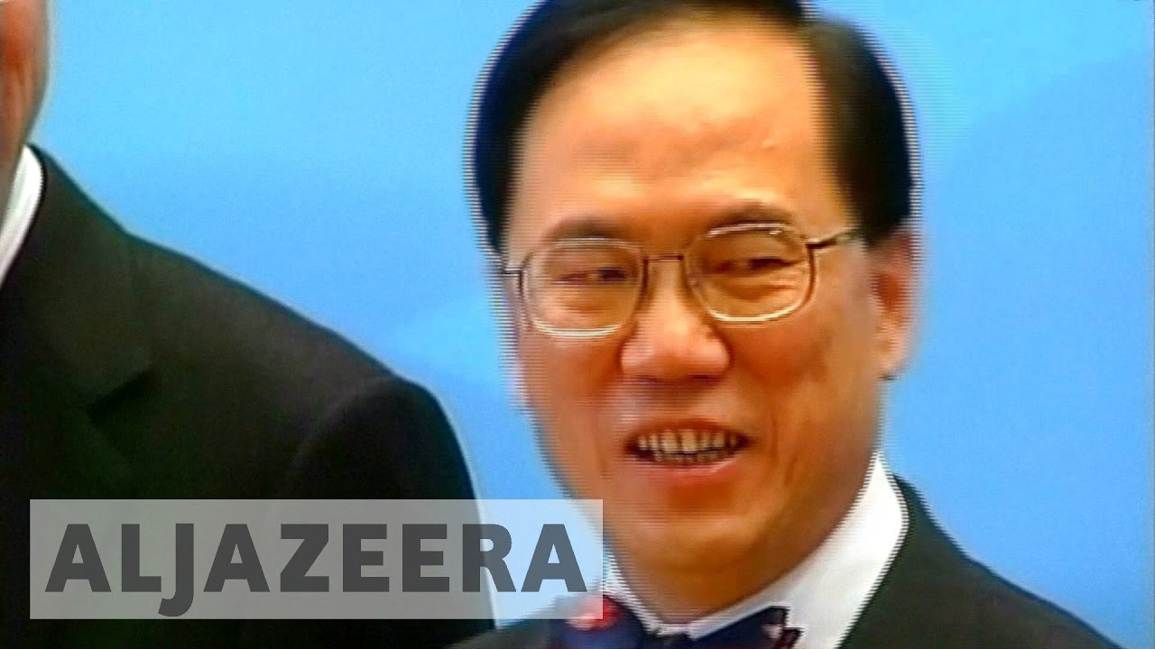 Hong Kong former leader sentenced to prison