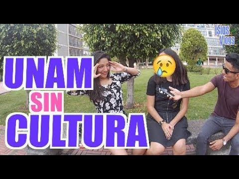 UNAM VS CULTURA GENERAL