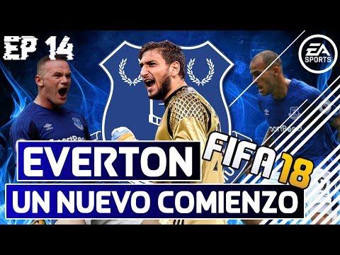 Everton vs West Brom!! Ep 14! Sigue la racha de victorias!! Se rompera la racha?