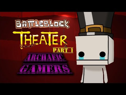 ARCHAEIC GAMERS : Battle Block Theater For the Love of Poseidon, Why Hatty ?