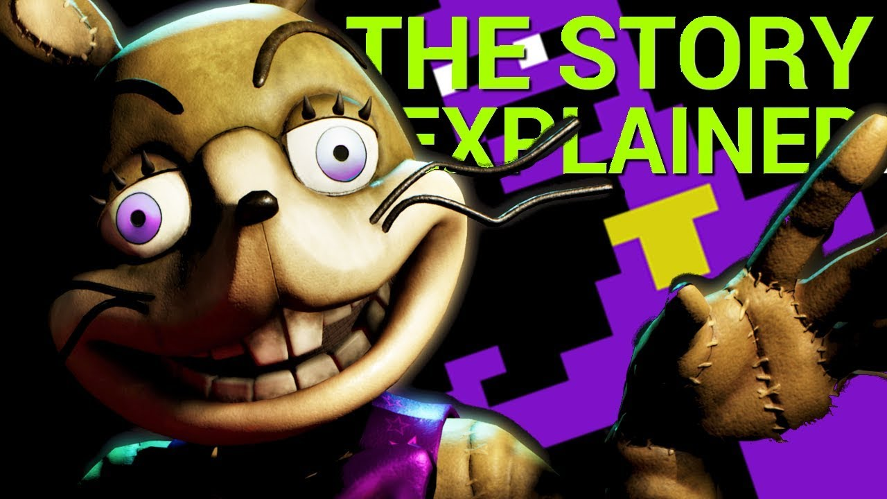 The Story of FNAF: Help Wanted EXPLAINED! (Five Nights at Freddy's: Help  Wanted Theory)