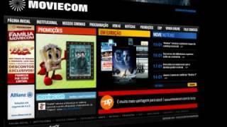 MovieTV - Vinheta Acesse Nosso Site Horizontal