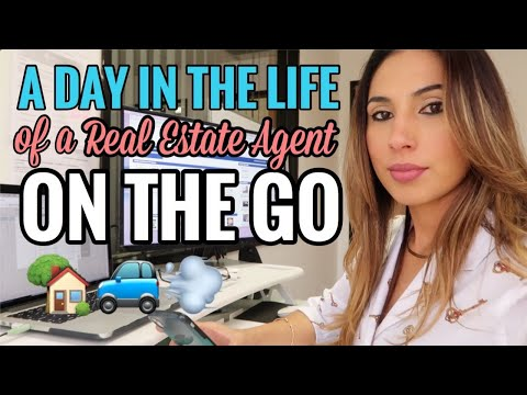 A Day in the Life of a Real Estate Agent: Deals On The Go