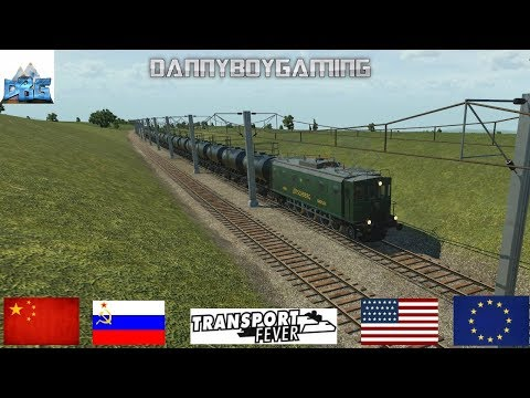 Transport Fever The Mods EP 53 The Fuel Of Finland