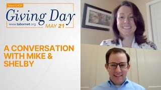 A Conversation with Mike & Shelby | Tabor/LHOP Giving Day!