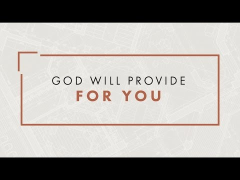 """God Will Provide for You"" with Jentezen Franklin"