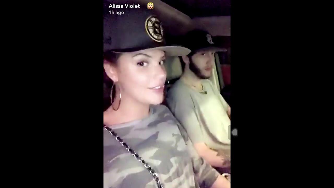 f1cc4f065cb Alissa Violet Dresses Up like Faze Banks - YouTube