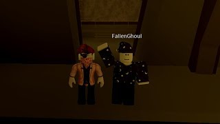 MEETING FALLENGHOUL! *FREE FLAME MACE* (Roblox Assassin)
