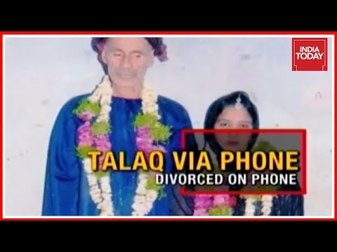 Hyderabad Woman Alleges Husband Gave Triple Talaq Over Phone