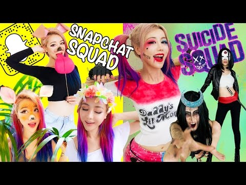 Thumbnail: 13 DIY Halloween Costumes EVERY SQUAD NEEDS TO TRY!! #SQUADGOALS