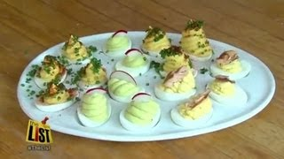 Secrets To A Perfectly Deviled Egg