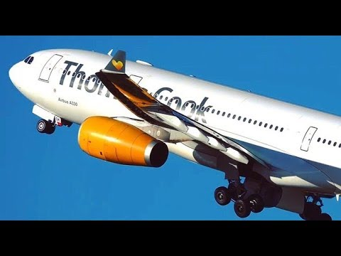 BREAKING : WORLD'S OLDEST TRAVEL FIRM THOMAS COOK COLLAPSES, THOUSANDS STRANDED