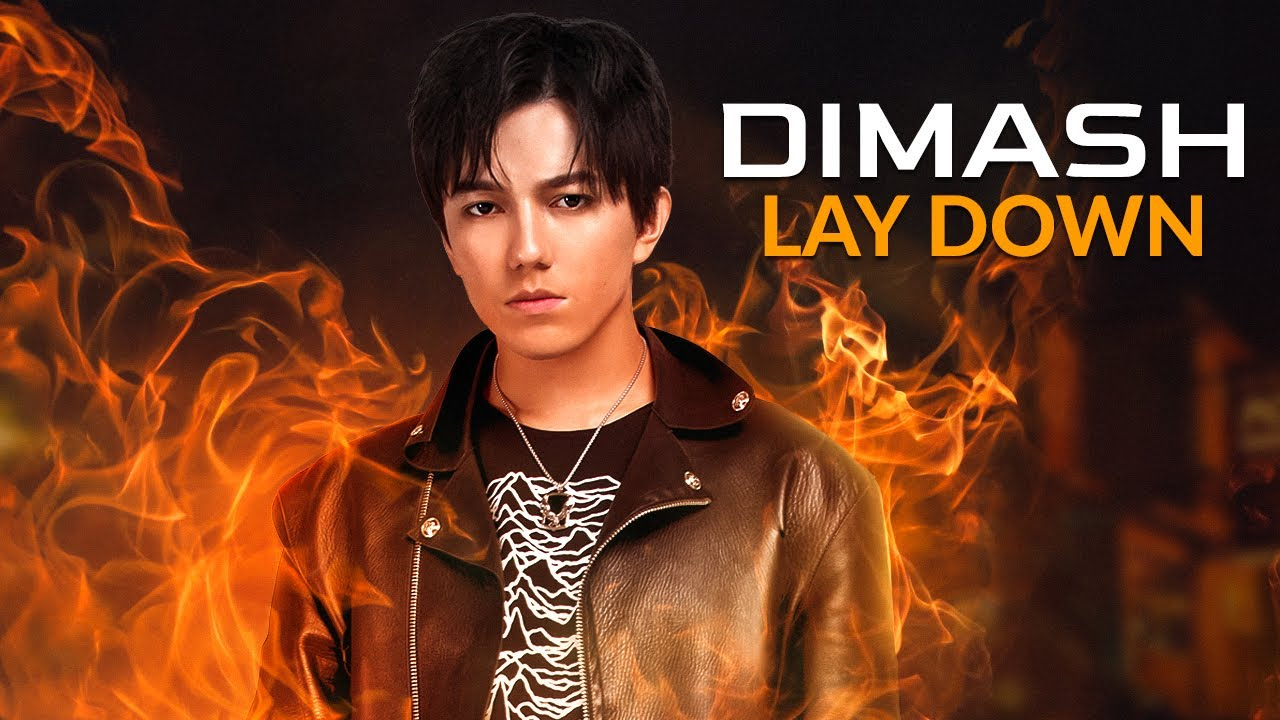Dimash Kudaibergen - Lay Down  D-Dynasty, Moscow