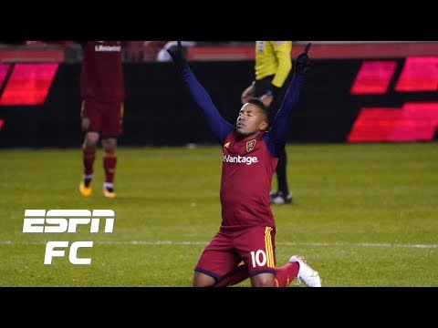 Jefferson Savarino seals emphatic Real Salt Lake win vs. Portland Timbers | MLS Highlights