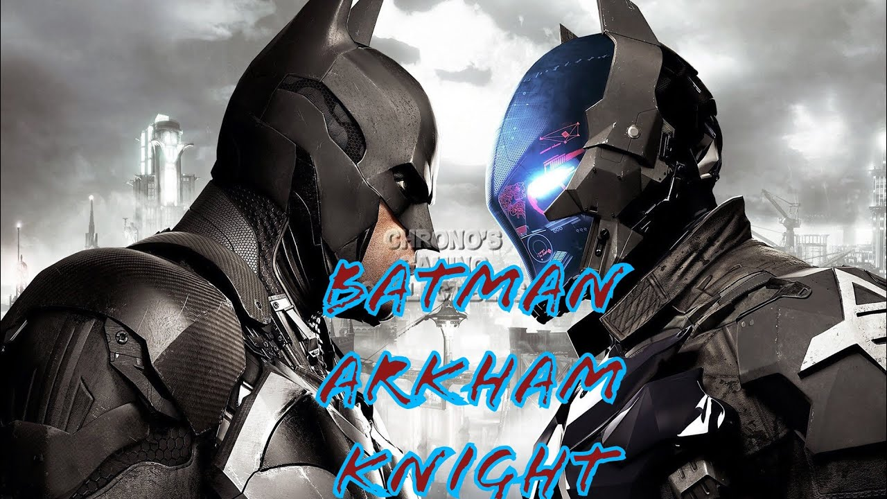 Batman Arkham Knight ep 1