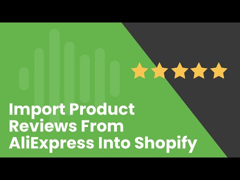 How to Import Product Reviews from AliExpress into Shopify thumbnail
