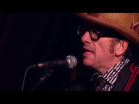 "Elvis Costello Performs ""I Threw It All Away"""