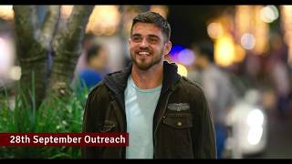 Can a new Christian share the Gospel? | Gold Coast Outreach | 28th September 2018