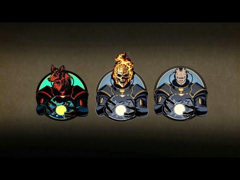 Shadow Fight 2 vs 3 Titan