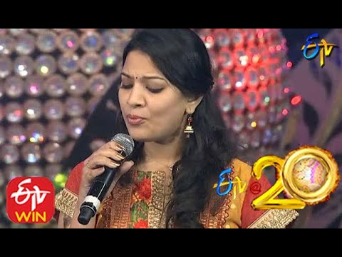 Vijay Prakash, Geetha Madhuri Performs in ETV @ 20 Years Celebrations - 2nd August 2015