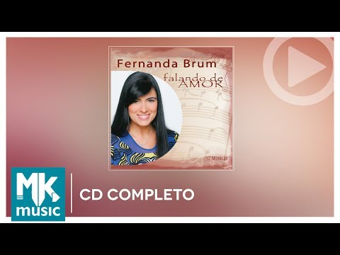 Fernanda Brum - Falando de Amor (CD COMPLETO)