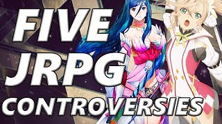 5 Controversies in JRPGs