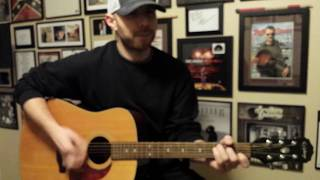 Drunk Girl by Chris Janson (Cover)