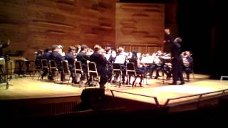 Shine as the Light (Peter Graham) - Rutgers University Brass Band/Allen