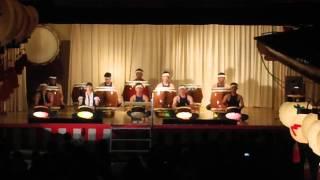 九重太鼓愛好会『須倍神社奉納太鼓』 2013.10.12 須倍神社例大祭