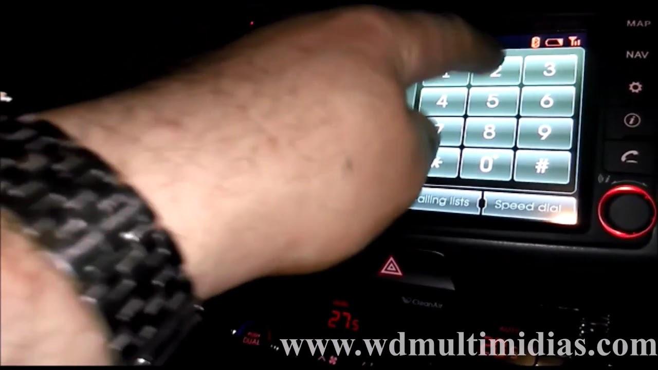 Kia Sportage touch screen Problem (Repair)