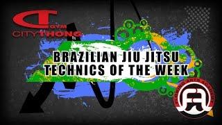 BJJ Technics of the Week 03