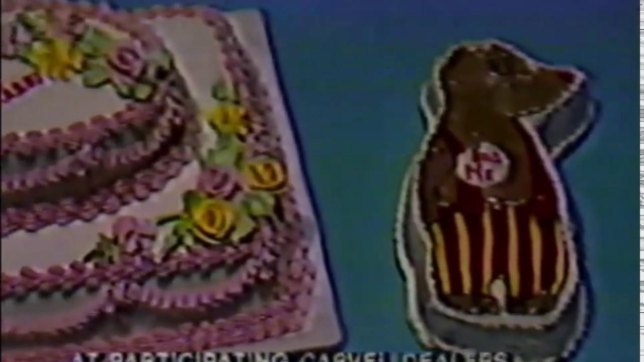 Carvel Ice Cream Cake Birthday Commercial 1982 Youtube
