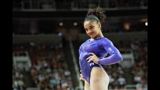 Laurie Hernandez - Floor Exercise  - 2016 U.S. Olympic Trials - Day 1