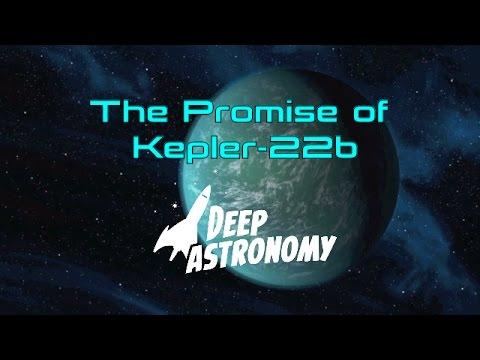 The Promise of Kepler22b