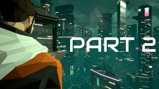 State of Mind Walkthrough Gameplay Part 2 - No Commentary (PC)