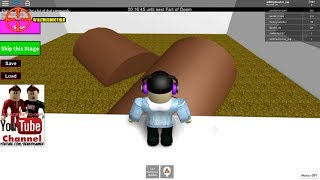 CACA PEDO PIS OBBY ROBLOX / THE FLOOR IS CACA / WILL ROBLOX