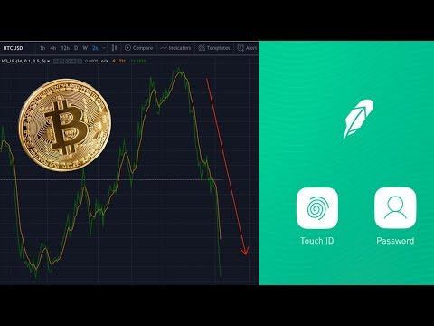 ROBINHOOD SELLING YOUR DATA! BITCOIN'S LOW VOLUME