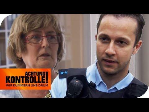 Dreiste Trickdiebe beklauen Anwaltskanzlei! Polizei ermittelt!   Achtung Kontrolle   kabel eins